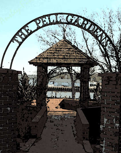 Pell Gardens, Chesapeake City, MD